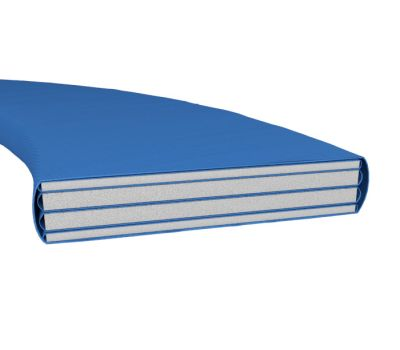 Батут UNIX line 12 ft inside (blue), фото 6