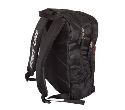 Рюкзак Start Line (черный, красный), фото 2