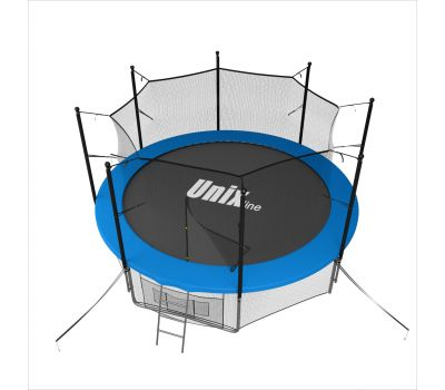 Батут UNIX line 12 ft inside (blue), фото 14