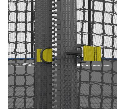 Батут UNIX line 12 ft inside (blue), фото 12