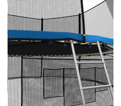 Батут UNIX line 12 ft outside (Blue), фото 5