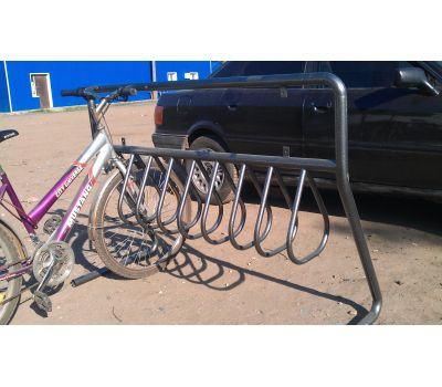 Парковка для велосипедов рекламная ВП 08 - 8, фото 4