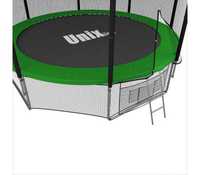 Батут UNIX line 12 ft outside (Green), фото 4