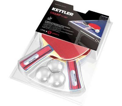 Набор для настольного тенниса с мячом CHAMP, фото 1
