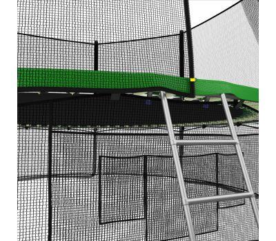 Батут UNIX line 12 ft outside (Green), фото 5