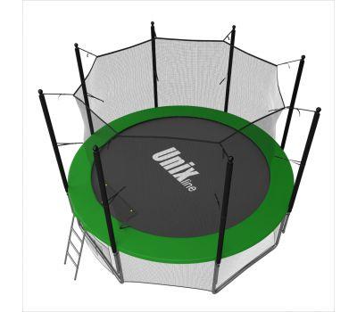 Батут UNIX line 6 ft inside (green), фото 2