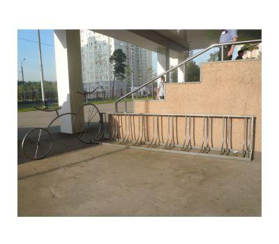 Велосипедная парковка ВП 11, фото 8