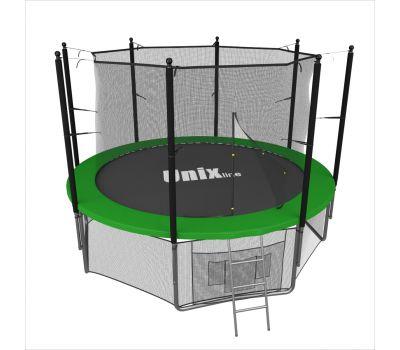 Батут UNIX line 6 ft inside (green), фото 1