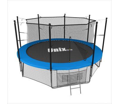 Батут UNIX line 12 ft inside (blue), фото 1