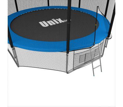 Батут UNIX line 12 ft outside (Blue), фото 4