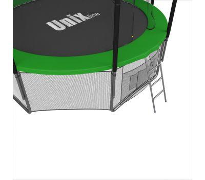 Батут UNIX line 6 ft inside (green), фото 5