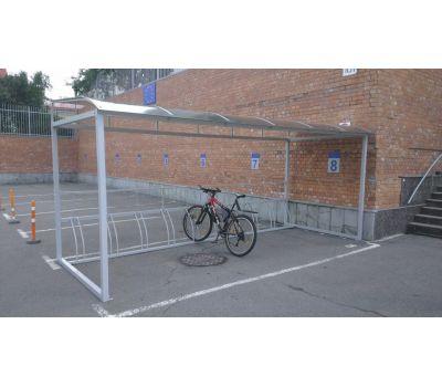 Парковка для велосипедов с навесом Stolz, фото 4