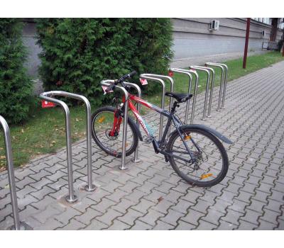 Велопарковка Одиночная U, фото 2
