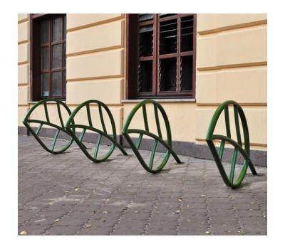 Велопарковка Лист, фото 4