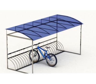 Парковка для велосипедов с навесом Stolz, фото 3