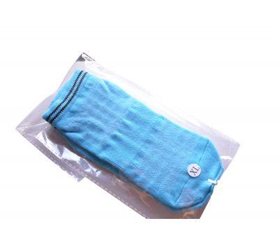 Носки антискользящие детские. Голубой, фото 2