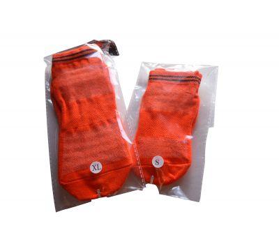 Носки антискользящие Детские. Оранжевый, фото 2