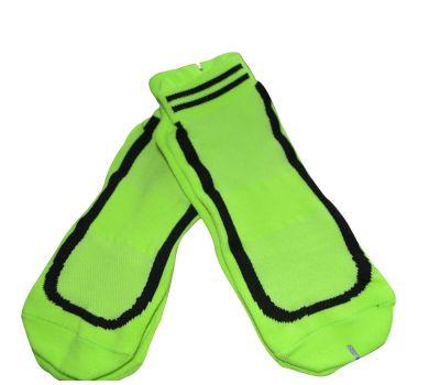 Носки антискользящие взрослые. Салатовый, фото 1