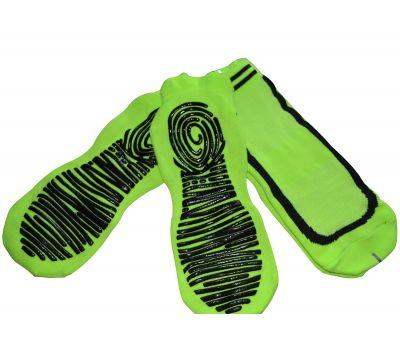 Носки антискользящие взрослые. Салатовый, фото 2