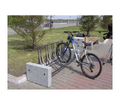 Велопарковка ВП-17 на 5 мест, фото 3