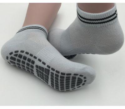 Носки антискользящие Детские. Серый, фото 4