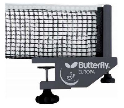 ТЕННИСНЫЙ СТОЛ BUTTERFLY EUROPA 25, ITTF (СИНИЙ), фото 3