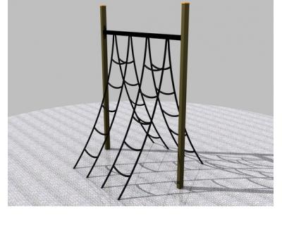 Комплекс для лазания Ванты, фото 1