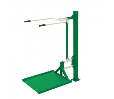 Уличный тренажер вертикальная тяга  Air-Gym ИНВА YT 16, фото 6