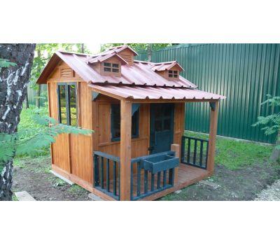 Деревянный домик PlayNation «Гномик», фото 4