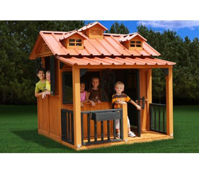 Деревянный домик PlayNation «Гномик», фото 1