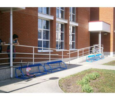 Парковка для самокатов Лотос на 15 мест, фото 7