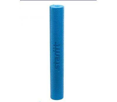 Коврик для йоги STARFIT FM-101 PVC 173x61x0,6 см, синий 1/16, фото 2