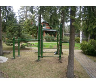Турник, брусья, вертикальный пресс, шведская стенка Air-Gym YSK67, фото 4