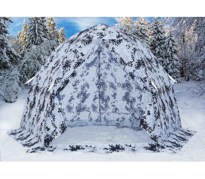Зимняя палатка Лотос 3 Камуфляж, фото 8