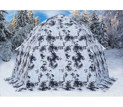 Зимняя палатка Лотос 3 Камуфляж, фото 7