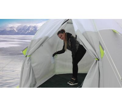 Зимняя палатка Лотос 3 Универсал Т, фото 10