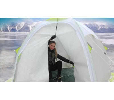 Зимняя палатка Лотос 3 Универсал Т, фото 12