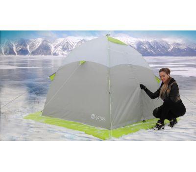 Зимняя палатка Лотос 3 Универсал Т, фото 3