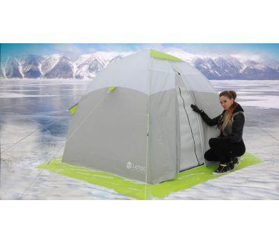 Зимняя палатка Лотос 3 Универсал Т, фото 4
