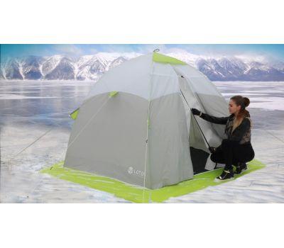 Зимняя палатка Лотос 3 Универсал Т, фото 5