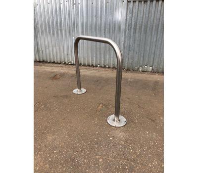 Велопарковка ПИ из нержавеющей стали, фото 1