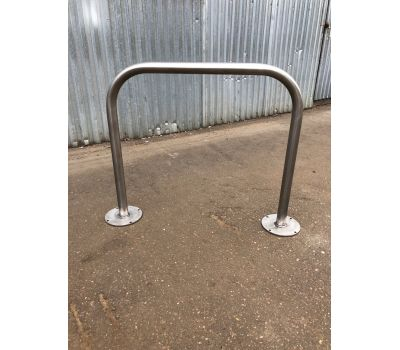 Велопарковка ПИ из нержавеющей стали, фото 4