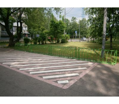 Велопарковка ВП 5, фото 12
