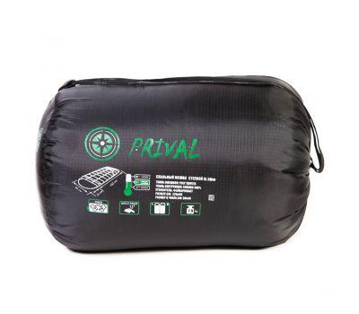 Спальный мешок Prival Степной XL КМФ, фото 4