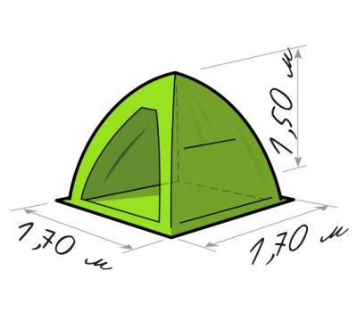 Зимняя палатка Лотос 1, фото 12