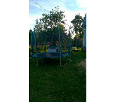 """Батут с защитной сеткой """"Trampoline 10"""" футов, 3,0 м (батуты), фото 4"""