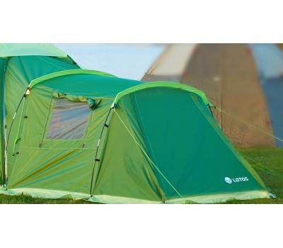 Летняя палатка Лотос 5 Саммер спальная, фото 3