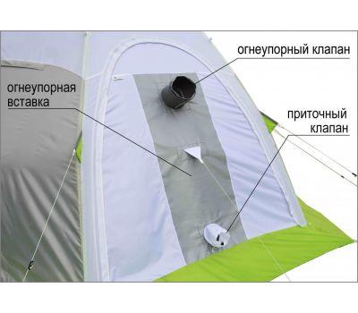 Зимняя палатка «ЛОТОС 3 Универсал», фото 23