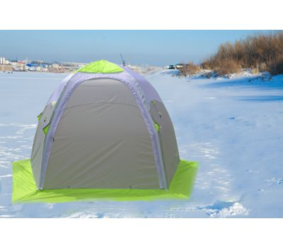 Зимняя палатка «ЛОТОС 3 Универсал», фото 6