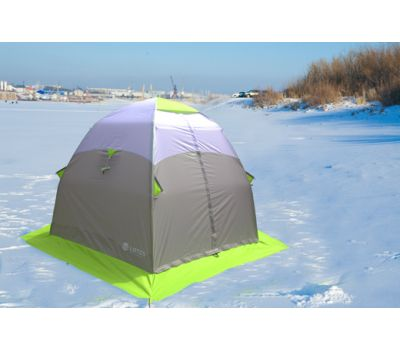 Зимняя палатка «ЛОТОС 3 Универсал», фото 7